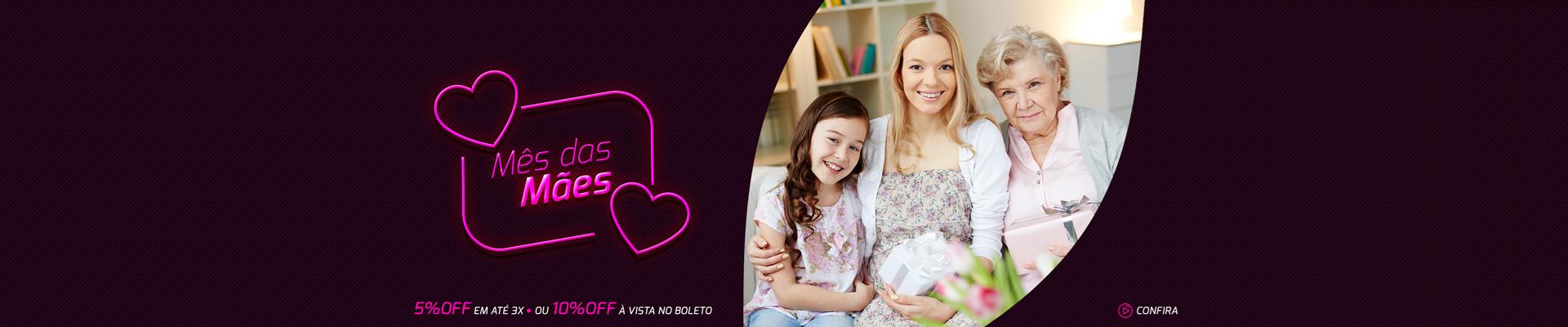 Oferta dia das Mães - Mpozenato Móveis