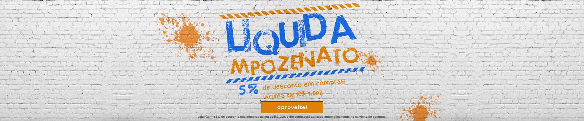 Liquida Tudo - Mpozenato Móveis