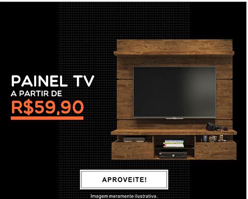 Black Friday Móveis Paineis TV