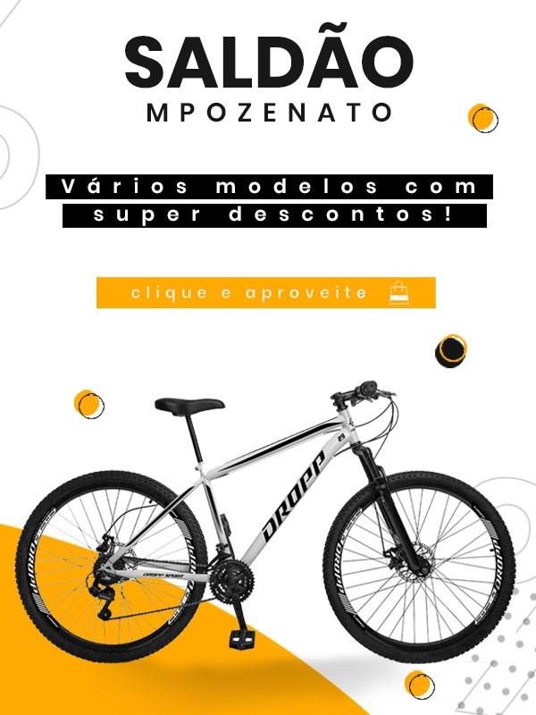 Saldão - Bicicletas - Mpozenato - mobile
