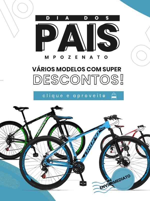 Dia dos Pais - Bicicleta - Mpozenato