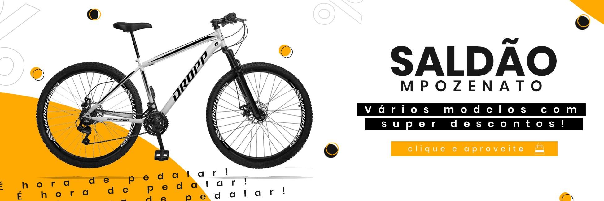 Saldão - Bicicletas - Mpozenato