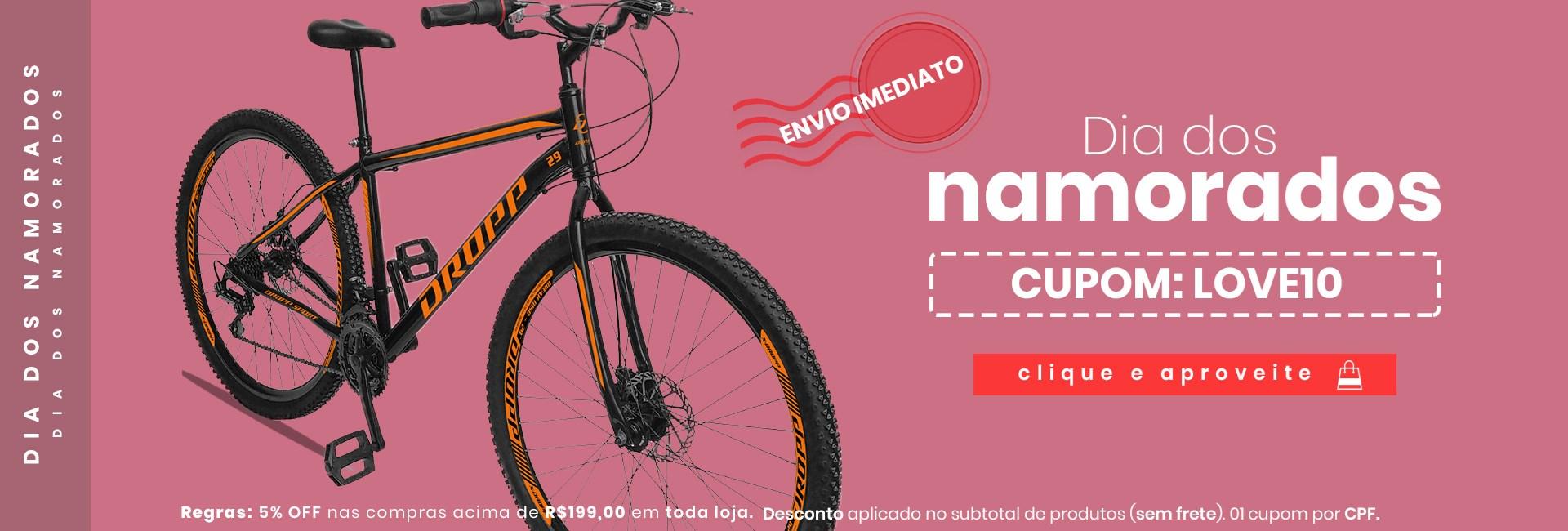 Super desconto Dia dos Namorados Bike | Mpozenato