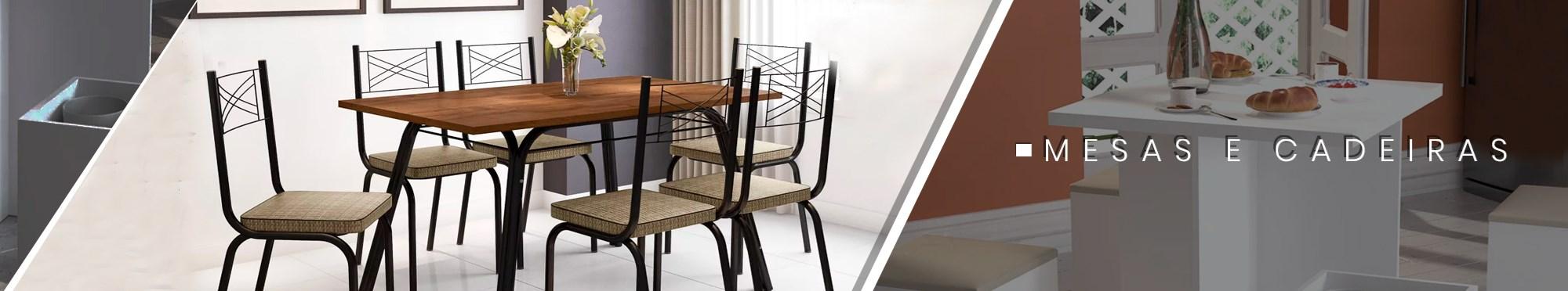 Mesas e Cadeiras - Mpozenato