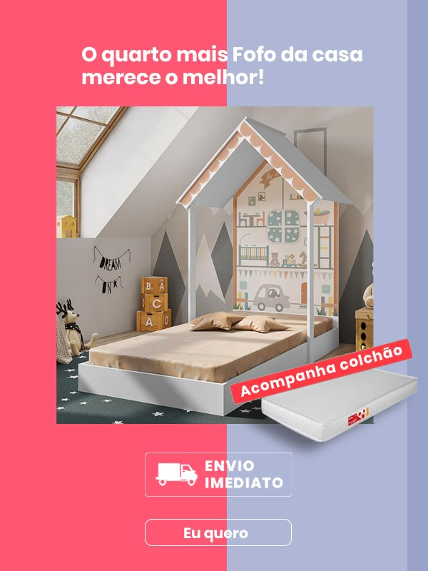 Mini Cama Montessoriana Child - Mpozenato