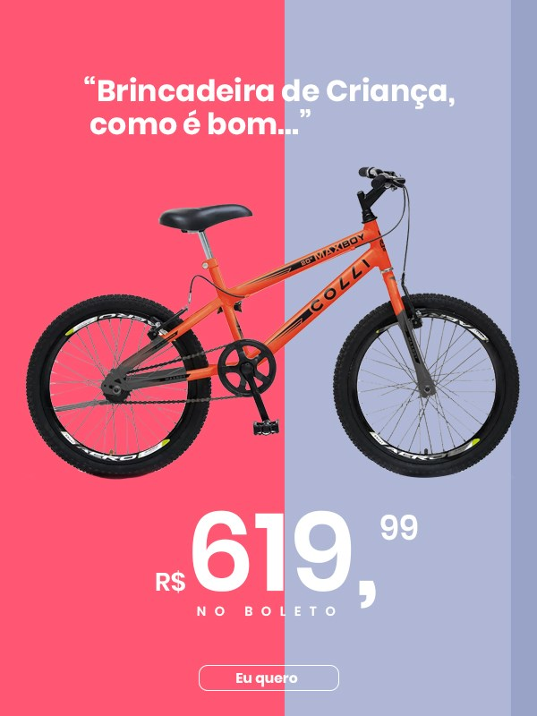 Bicicleta Max Boy - Mpozenato