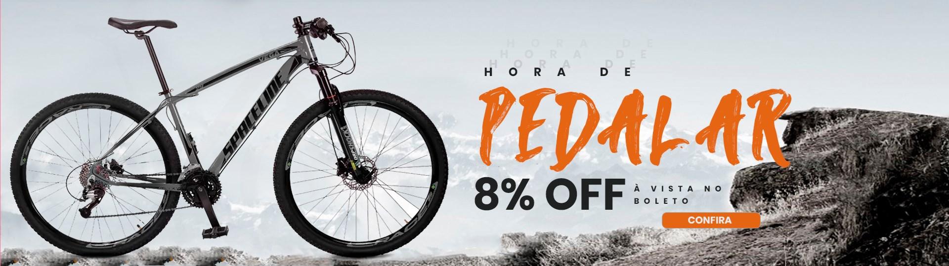 Bicicletas 8% Off - Mpozenato