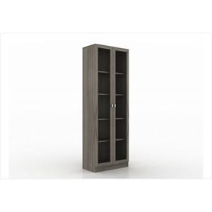 Armário com 04 prateleiras para Home Office ME4115 Carvalho – Tecno Mobili