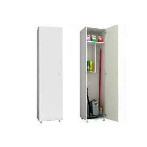 Armário Multiuso 01 Porta AM3100 Branco – Tecno Mobili