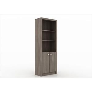 Armário Organizador para Home Office de 171,5 cm de Altura ME4110 Carvalho – Tecno Mobili