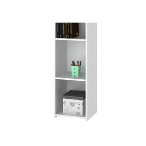 Armário Organizador Sem Portas MO8300 Branco - Art in Móveis