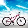 Bicicleta Euphora Aro 29 Alumínio 21v Câmbio Traseiro Shimano Freio Mecânico Rosa Neon - Colli Bike