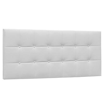 Cabeceira Painel Cama Box Casal Queen 160cm Sleep Corano D05 Branco - Mpozenato