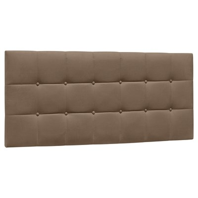 Cabeceira Painel Cama Box Casal Queen 160cm Sleep Corano D05 Marrom - Mpozenato