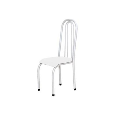 Cadeira Alta 0.123 Anatômica Branco - Marcheli