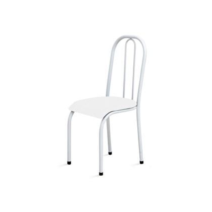 Cadeira Baixa 0.104 Anatômica Branco - Marcheli