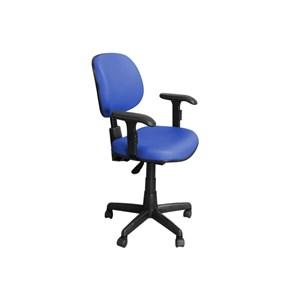Cadeira de Escritório CE-Ergonômica Executiva Giratória Azul - Pethiflex