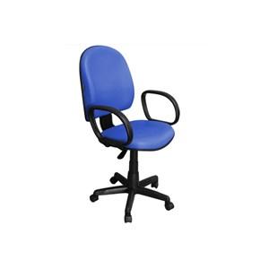 Cadeira de Escritório Excellence PEGBP Executiva Giratória Azul - Pethiflex