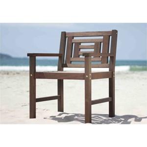 Cadeira Echoes Nogueira - Mão & Formão