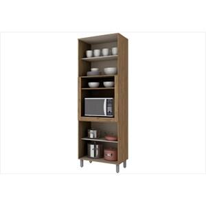 Cozinha Modulada 4 Peças CP04 Integra Rústico/Creme - Henn
