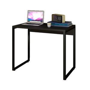 Escrivaninha Mesa de Escritório Studio Industrial 90 M18 Preto – Mpozenato
