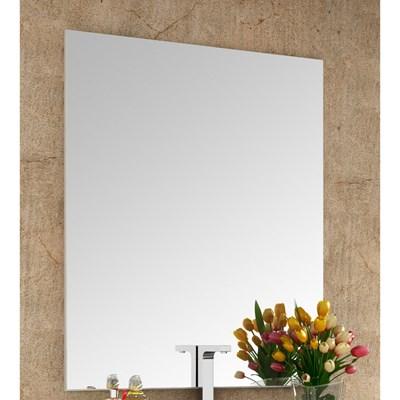 Espelheira em MDF 80cm Beta Branco - Bosi