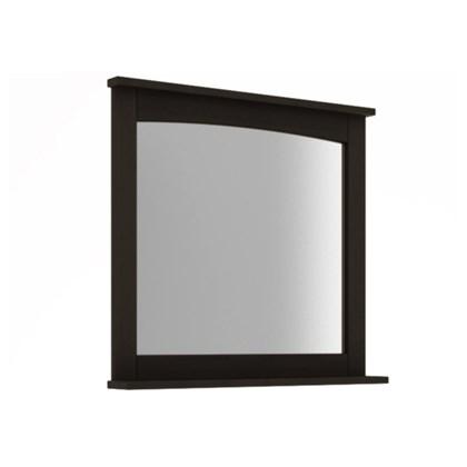 Espelheira Para Banheiro 78 cm Nogueira - Mão & Formão