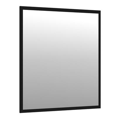 Espelheira para Banheiro em MDF Ômega 60cm Preto - Bosi