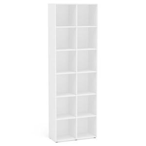 Estante Multifuncional Caracol com 12 Nichos Branco - Politorno