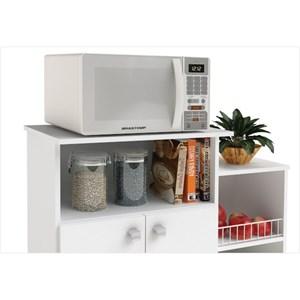 Fruteira para Microondas e Bebedouro FR5091 Branco - Art in Móveis