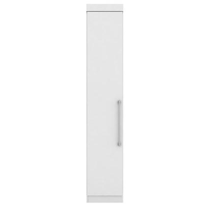 Guarda Roupa Modulado 1 Porta Módena Branco - Demóbile