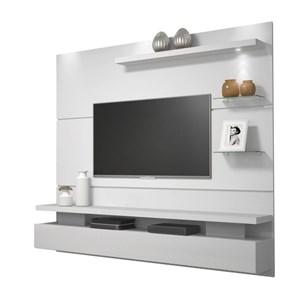 Home Suspenso para TV Greco Branco Brilho - Dj Móveis