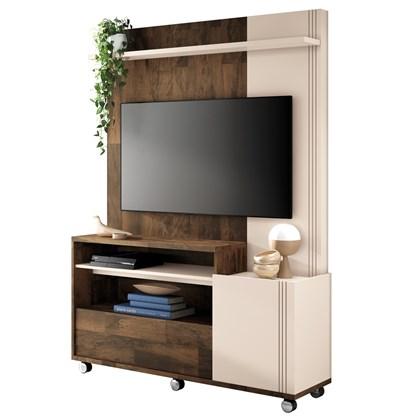 Home Theater Para TV Até 50 Pol. Timber H01 Deck/Off White - Mpozenato