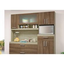 Kit Cozinha Compacta Luiza Carvalho/Terraro - MoveMax