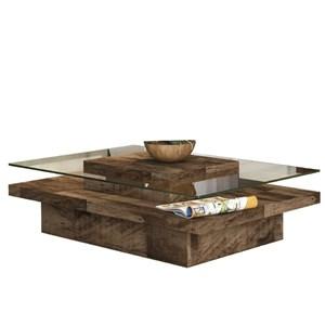 Mesa de Centro Soneto Deck - HB Móveis