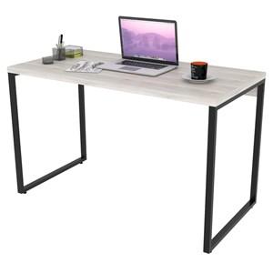 Mesa de Escritório Office 135cm Estilo Industrial Prisma Snow - Mpozenato