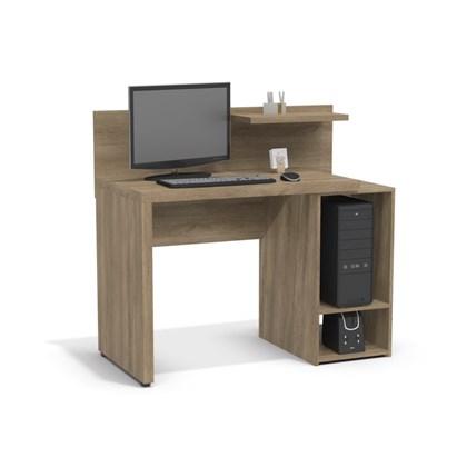 Mesa Para Computador 108 cm Nogal - Kappesberg