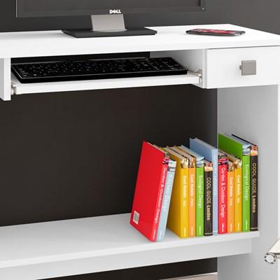 Mesa para Computador AJL Branco - AJL Móveis