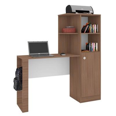 Mesa para Computador Escrivaninha Califórnia ES1300 Montana - Art in Móveis