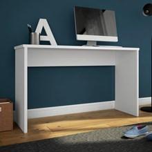 Mesa Para Computador Escrivaninha Gávea Branco - Móveis Leão