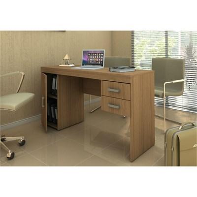Mesa Para Computador Escrivaninha Miranda Castanho - Politorno