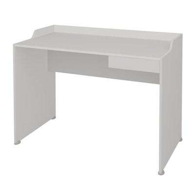 Mesa para Computador Escrivaninha Slim Web Branco - Artany