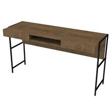 Mesa para Computador Escrivaninha Steel Quadra 2 Gavetas Vermont - Artesano