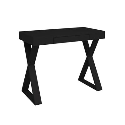 Mesa para Computador Escrivaninha Veneza Web Preto - Artany