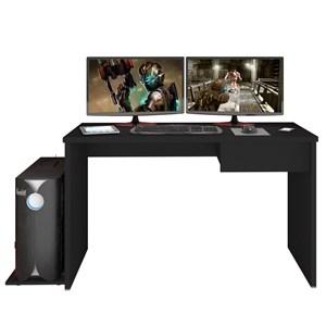 Mesa para Computador Notebook Desk Game DRX 8000 M09 Preto - Mpozenato