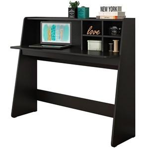 Mesa para Computador Notebook Escrivaninha Idealle Preto - Mpozenato