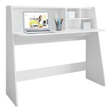 Mesa para Computador Notebook Escrivaninha Idéia Branco - Colibri