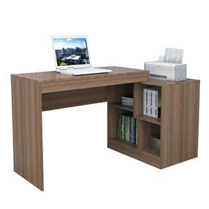 Mesa para Computador Notebook Escrivaninha Moove ESC 3001 Castanho - Appunto