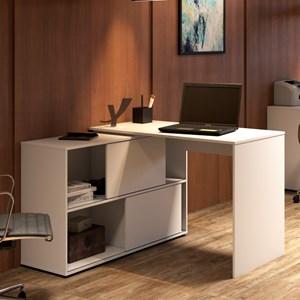 Mesa para Computador Notebook Mingle Web Branco - Artany