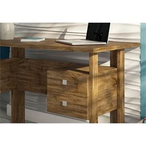 Mesa para Escritório com Gavetas C216 Nobre - Dalla Costa